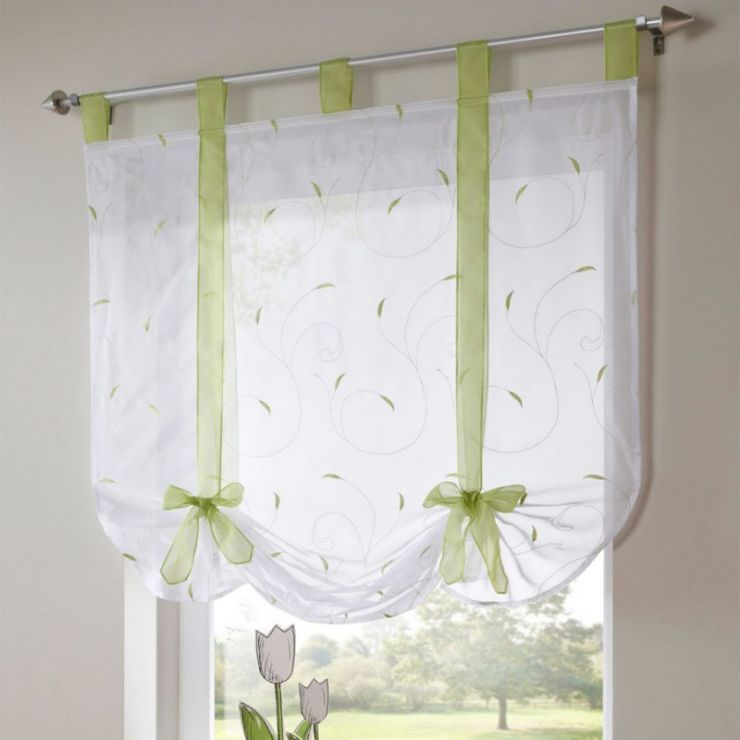 roman-shade-european-embroidery-style-tie-up-window-curtain-kitchen-curtain-voile-sheer-tab-top-window