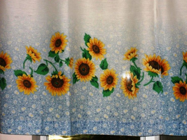 sunflower-kitchen-decor-curtains
