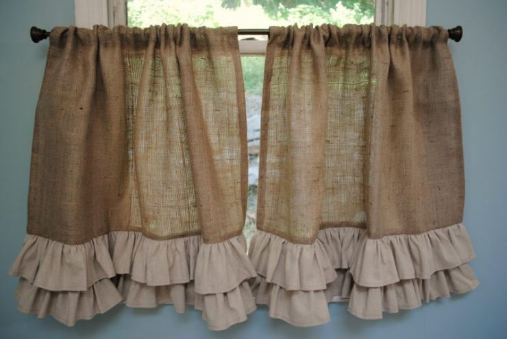 captivating-burlap-ruffled-cafe-curtain-by-paulaanderika-on-etsy-picture-of-in-creative-2017-kitchen-cafe-curtains