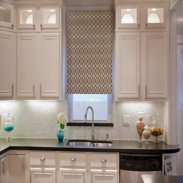 Kitchen Windows Curtains - Kitchen Ideas