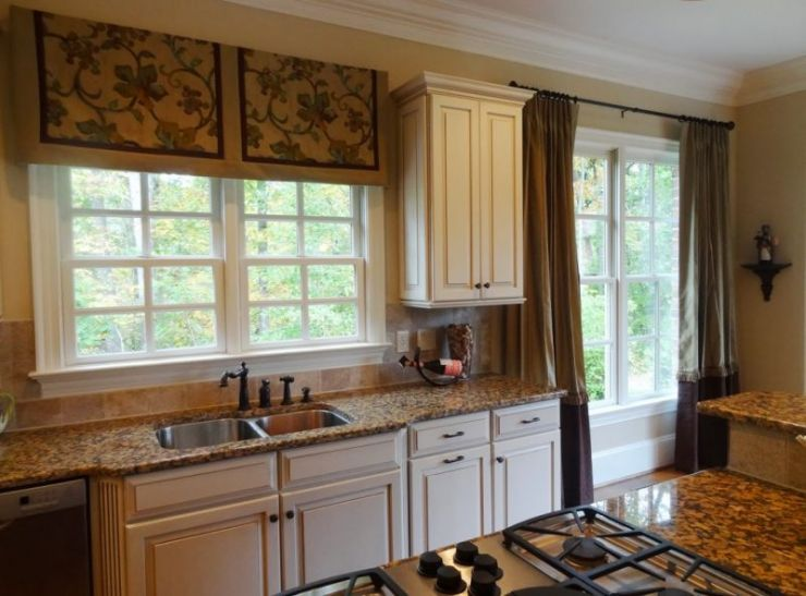 contemporary-kitchen-curtains-window-treatments