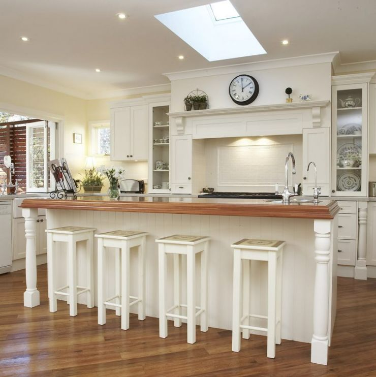 french-country-kitchen-curtains-kitchen-elegant-country-style-kitchen-ideas-in-white-color-themes-with-mini-bar-and-simple-white-bar-chair-on-lami