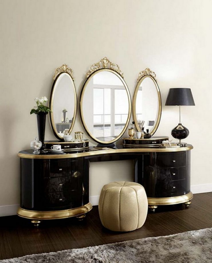 dressing-table-with-mirror-in-black